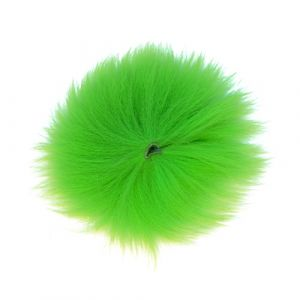 Eumer Arctic Fox Tail 2,5XL Chartreuse