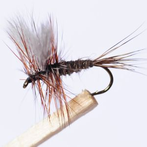 Gold Ribbed Hare's Ear Wulff #12