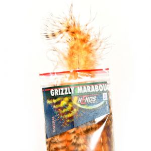 Hends Grizzly Marabou VÄRI-194