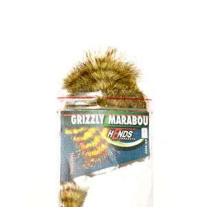 Hends Grizzly Marabou VÄRI-34