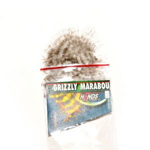 Hends Grizzly Marabou VÄRI-01