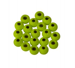 Eumer messinkikuula 3,8mm Chartreuse 20 kpl