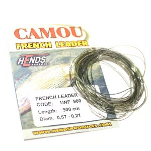 Camou French Leader 350cm