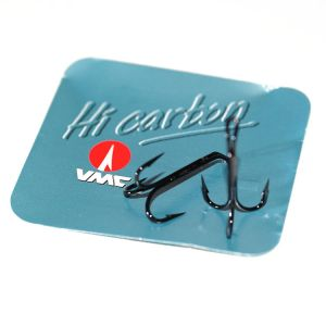 VMC Salmon Fly Treble 9613 BK