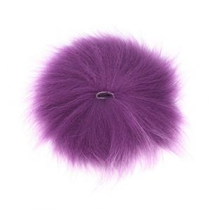 Eumer Arctic Fox Tail 3XL FL. Purple