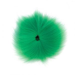 Eumer Arctic Fox Tail 3XL Green
