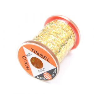 Holo Tinsel Gold LARGE