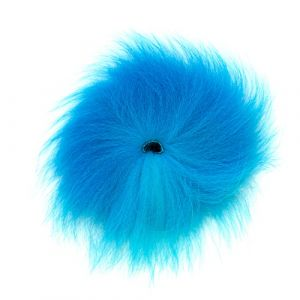 Eumer Arctic Fox Tail 3XL KF. Blue