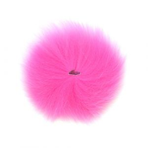Eumer Arctic Fox Tail 3XL Pink